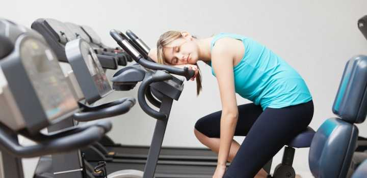 Being Tired Doesn't Mean You'll Have A Bad Workout | Daily ...